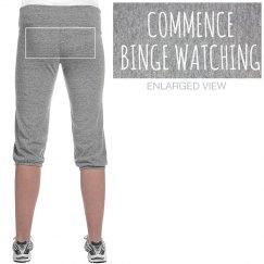 comfy binge watching