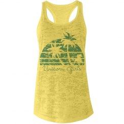 Palm Tank (Asst Colors)