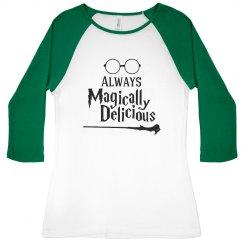 Magically Tasty Wizard