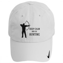 keep calm and go hunting