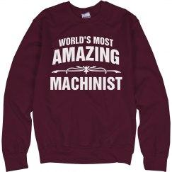 Amazing Machinist