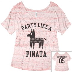 Party Like A Pinata