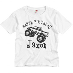 Happy Birthday Jaxon!
