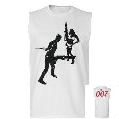 Mr. 007