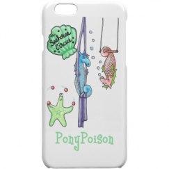 Seahorse Circus Phone Case