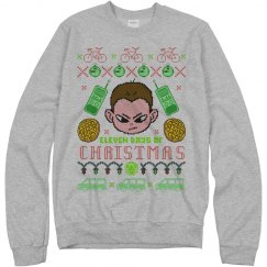 11 Days of Christmas Sweater