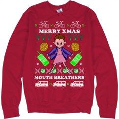 Do Mouth Breathers Celebrate Xmas?