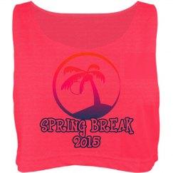 Spring Break 2015 Shirt
