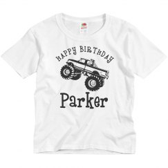 Happy Birthday Parker!
