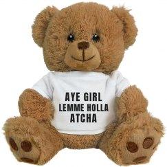 Holla Atcha Gangsta Valentines