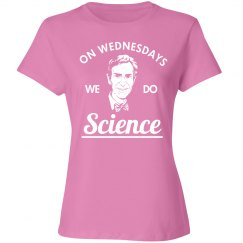 Bill Nye Does Science On Wednesdays