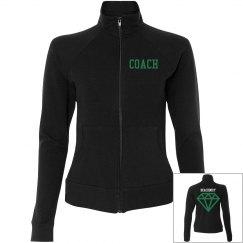 Emerald Performance Coach Jacket