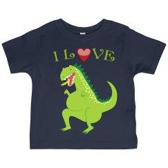 I love Dinosaurs!