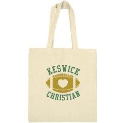 Keswick Football Tote