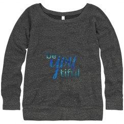 beYOUtiful sweater