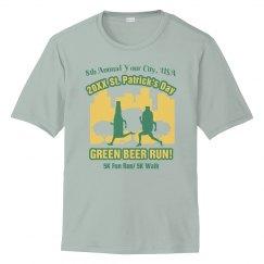 St. Patrick's Beer Run!