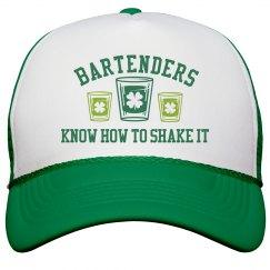 Irish Bartender Shake It
