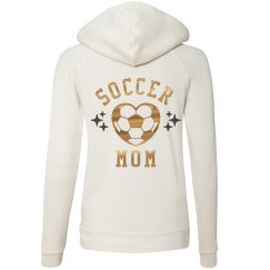 Soccer Mom Metallic Design