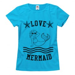 Love Mermaid