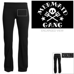 Mermaid Gang Lounge Yoga Pants