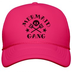 Mermaid Gang Neon Spring Break