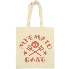 Mermaid Gang Tote Bag