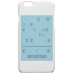 kwon soonyoung (HOSHI OF SVT) design (Iphone 5)