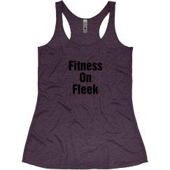 Fitness on fleek tank