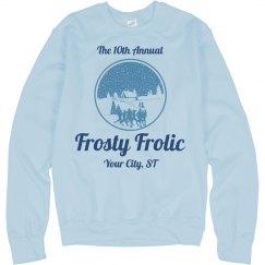 Frosty Frolic 5K Fun Run