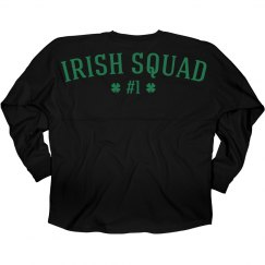 Irish Squad Lassie 1