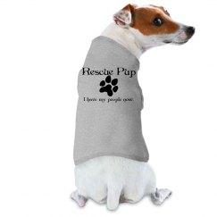 Rescue Pup T Shirt