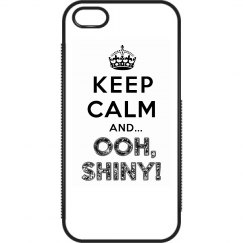 Keep Calm Ooh Shiny