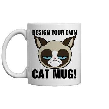 Design a Cat Mug