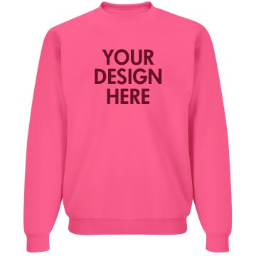 Design Neon Crewnecks