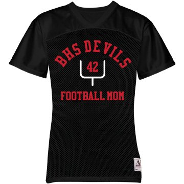 Devils Football Mom