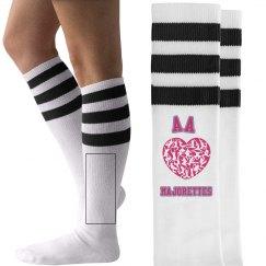 AA Majorettes Socks