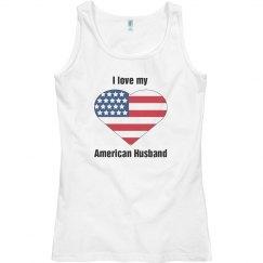 I love my american husband