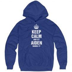 Let Aiden handle it