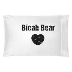 Bicah Pillowcase