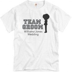 Team Groom Groomsmen
