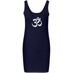 Yoga Aum Ohm Jersey Dress