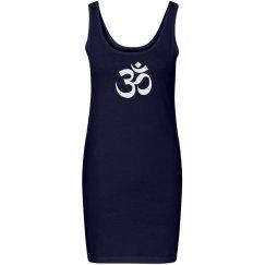 Yoga Aum Ohm Jersey Dress