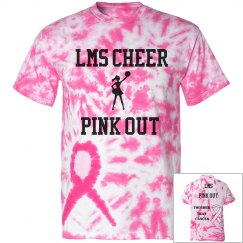 cheer pink out