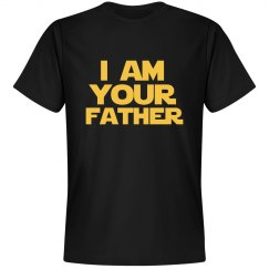 I Am Your Father Sheesh