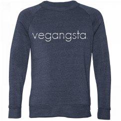 vegangsta eco camp sweatshirt