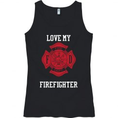Love my Firefighter Tank