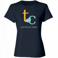 TC Nanny - Teal T-Shirt