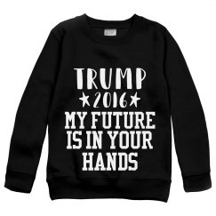 Donald Trump Future Youth Sweatshirt