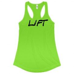 LIFT-neon green