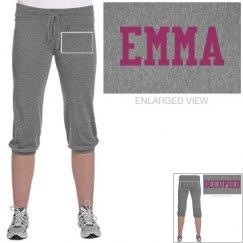 Occupied by emma